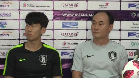 남자 축구, 오늘 일본 상대로 금메달 사냥