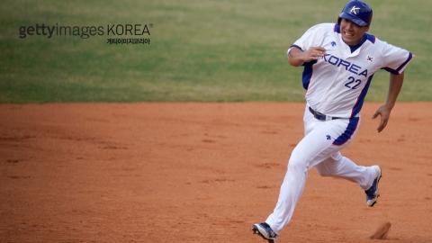 야구 대표팀, 일본 꺾고 금메달