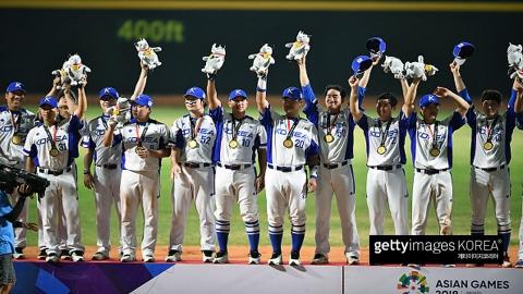 양현종 완벽투·박병호 홈런...야구 대표팀, AG 3회 연속 우승