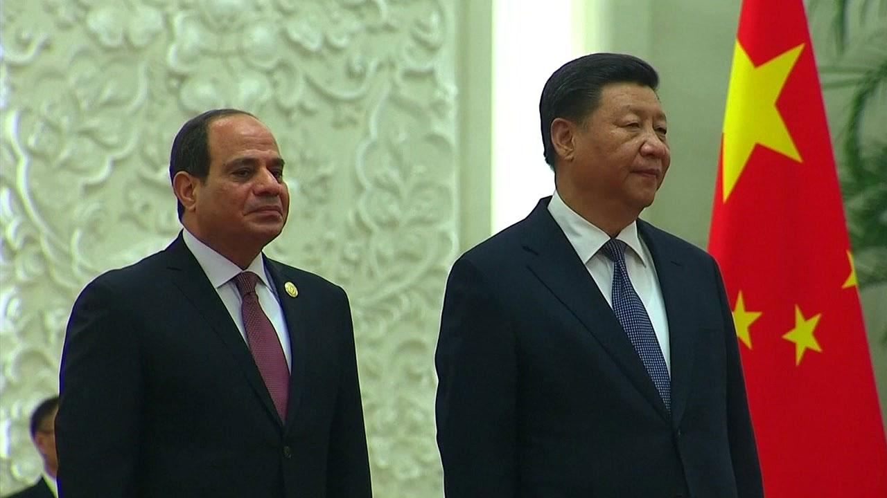 시진핑, 아프리카 정상 대거 초청...美 견제 의도