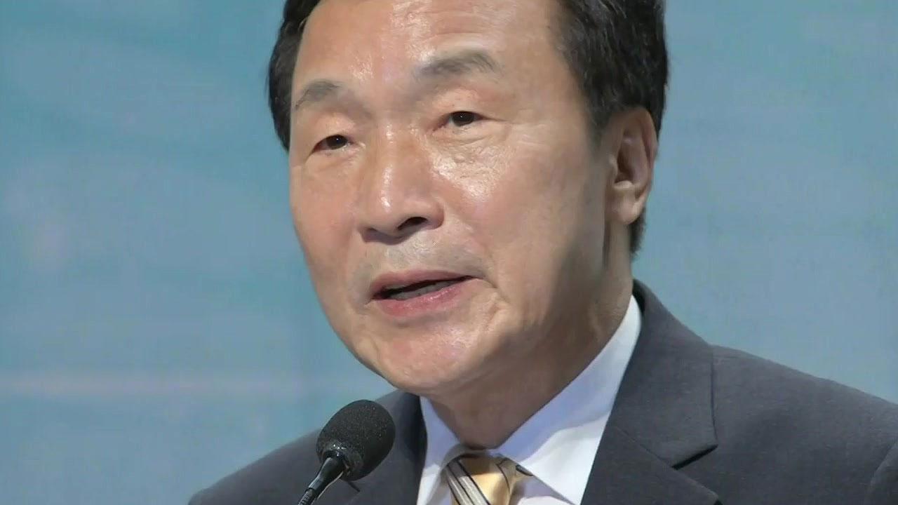 '바른미래'로 돌아온 손학규...통합·지지율·야권 정계개편 '난제 수두룩'