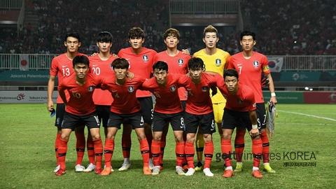 한국 축구, 사상 첫 AG 2연패