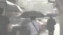 [날씨] 퇴근길, 중서부 벼락 동반 국지성 호우......