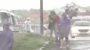 [날씨] 퇴근길, 중서부 국지성 호우...시간당 40mm
