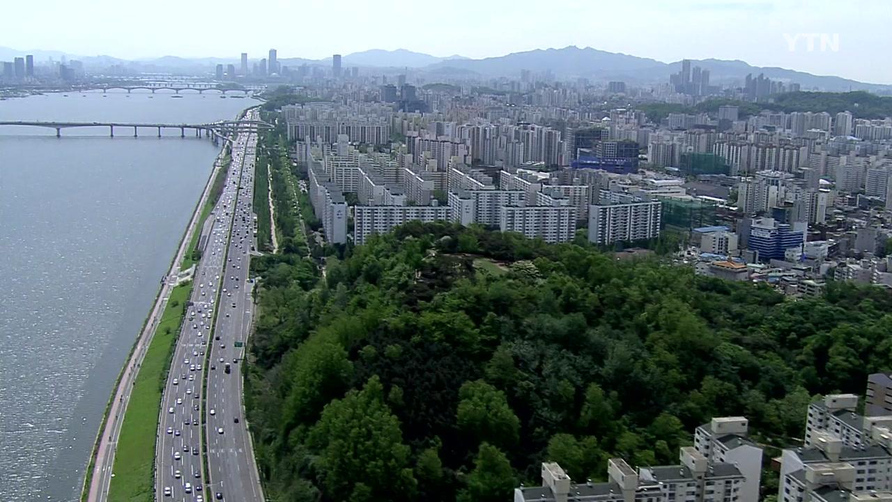 서울 아파트값 평균 7억 원 첫 돌파