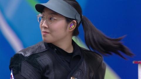 한국 여자소총, 세계선수권 사상 첫 단체전 금메달