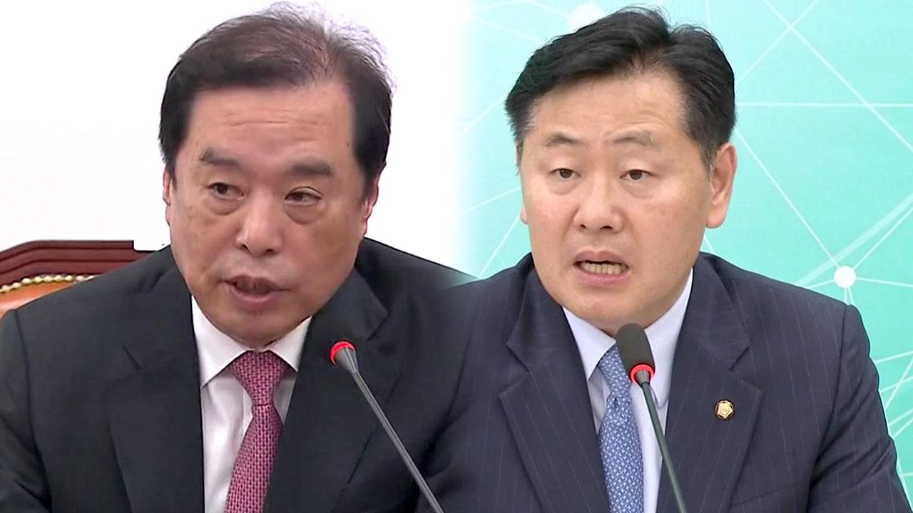 한국당, 교섭단체 연설 첫날 '소득주도' 맹폭...멀어지는 '협치'