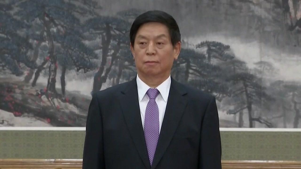 '中 서열3위' 리잔수, 시진핑 특사로 방북...시진핑 방북 무산