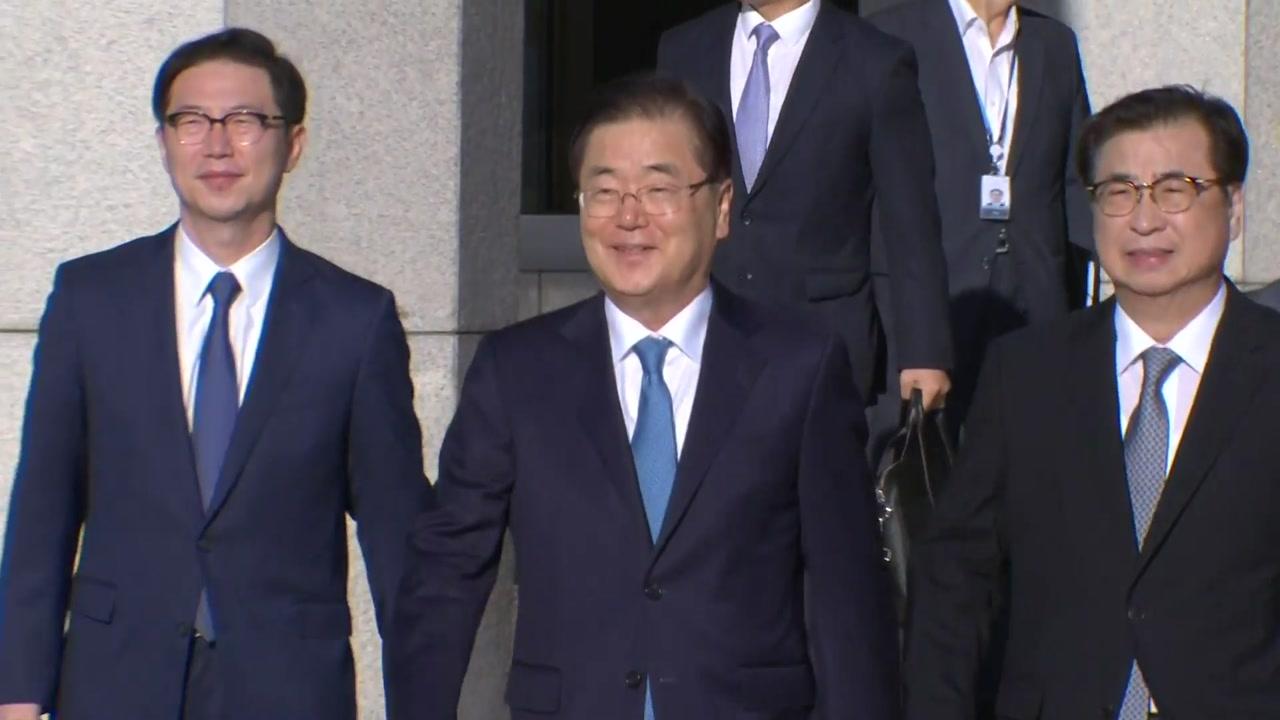 특사단, 북측과 협의 시작 관측...김정은 위원장 만날까
