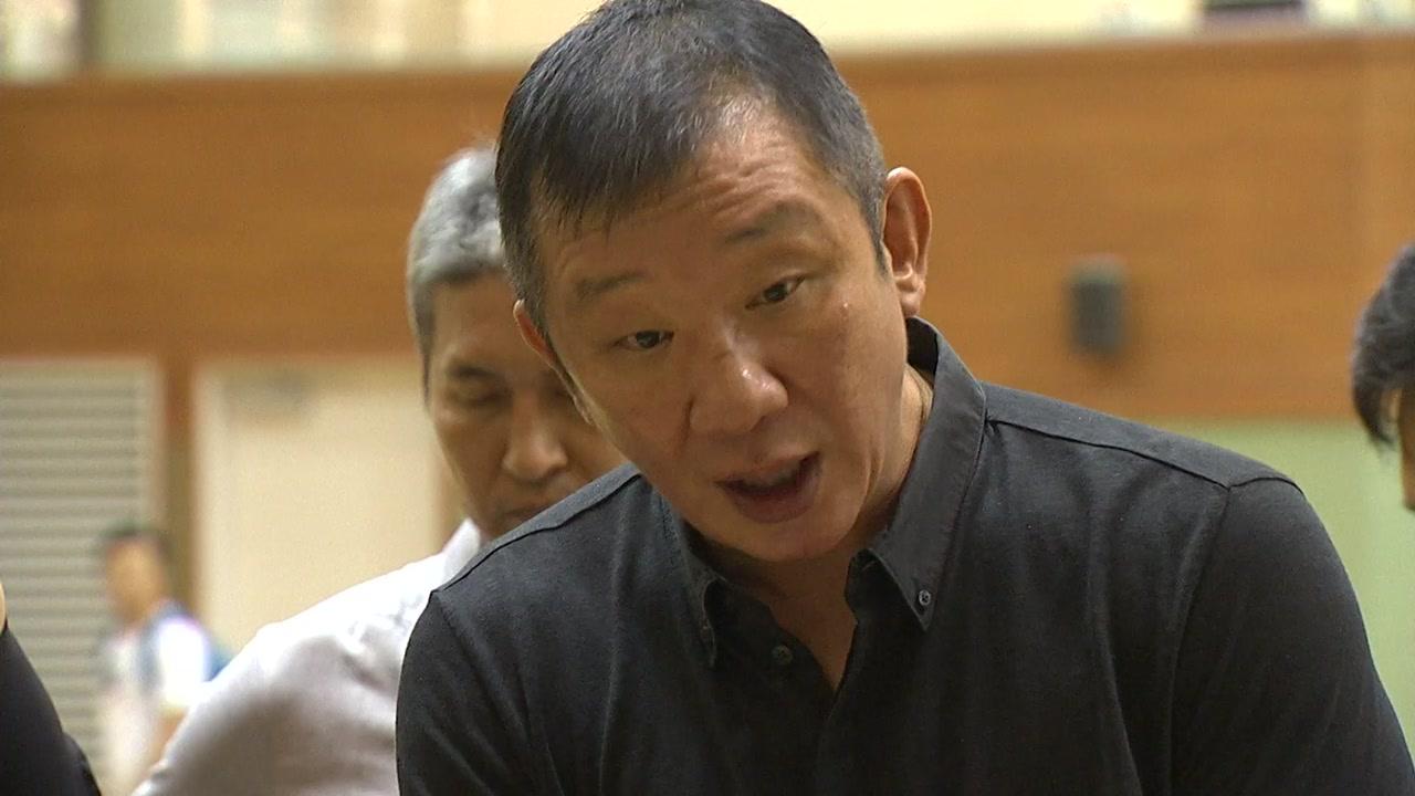 허재 감독, 남자농구대표팀 자진 사퇴_이미지