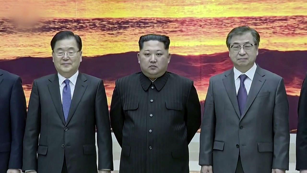 김정은, 또 파격 제안했을까?...특사단에 쏠린 눈