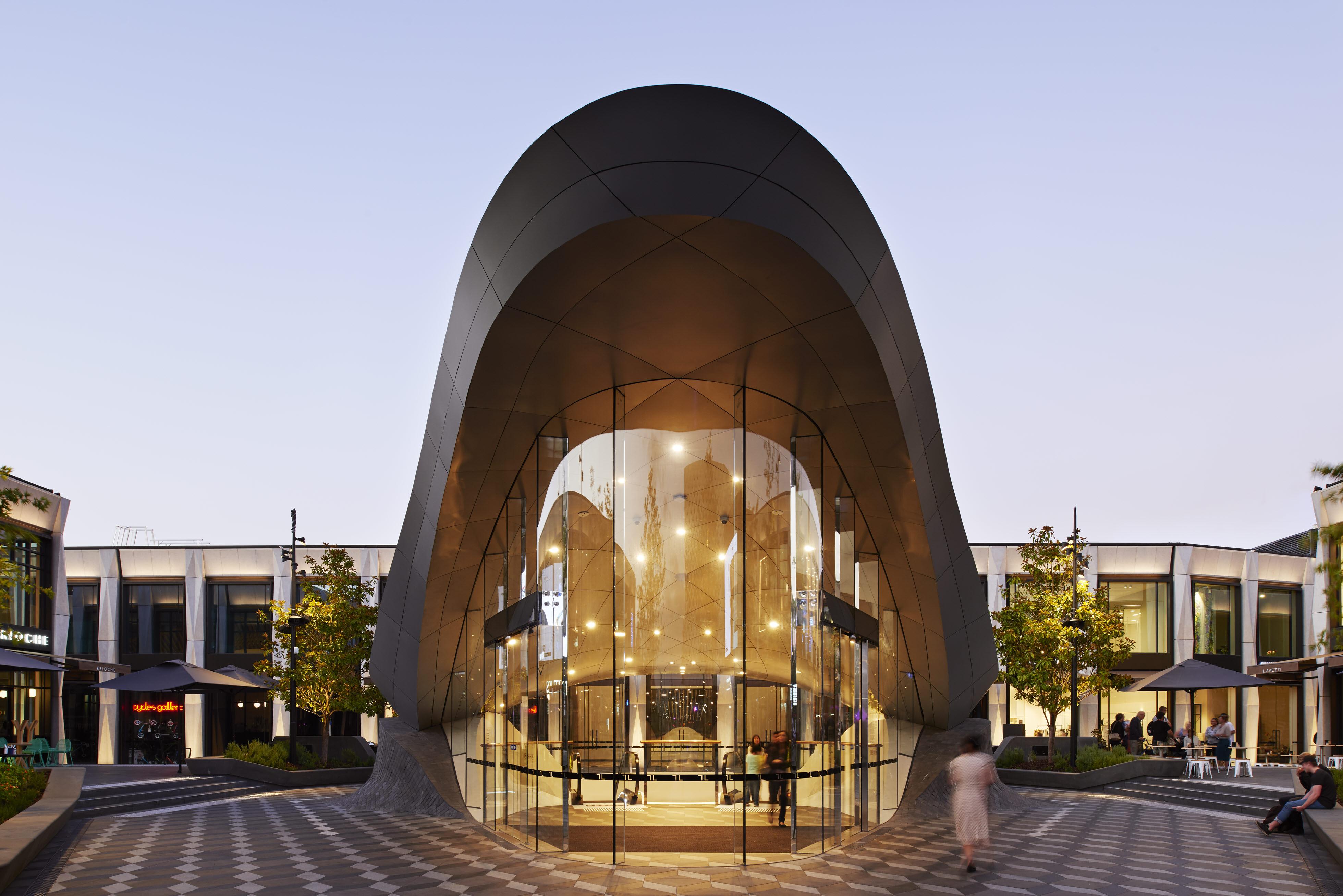 〔안정원의 건축 칼럼〕 링우드 교외 지역을 밝히는 랜턴이자 상징적이고 공공적인 이스트랜드6