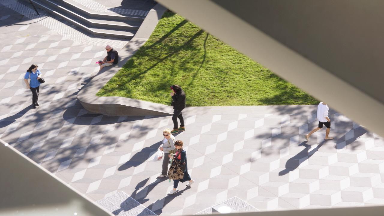 〔안정원의 건축 칼럼〕 링우드 교외 지역을 밝히는 랜턴이자 상징적이고 공공적인 이스트랜드7