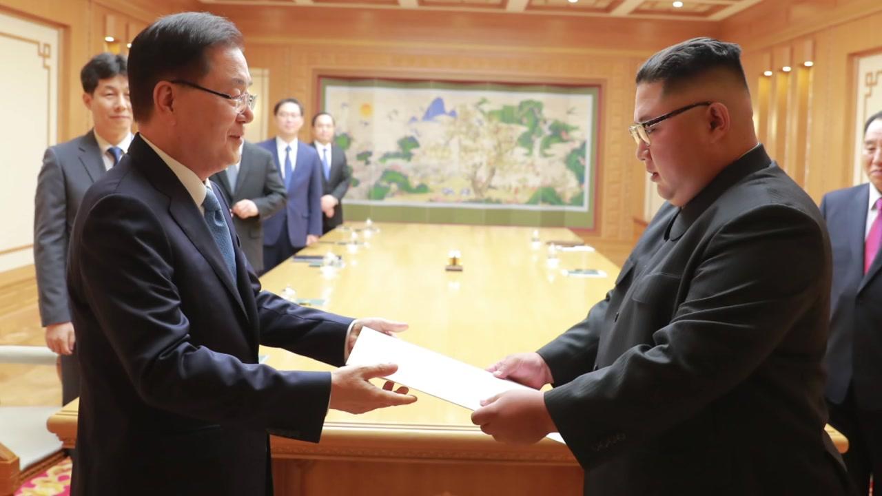 평양서 남북정상회담, 오는 18~20일 개최