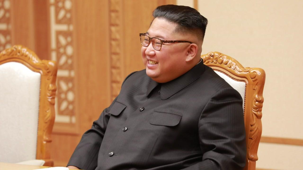 """""""김정은 위원장, 트럼프 첫 임기 내 비핵화 희망"""""""