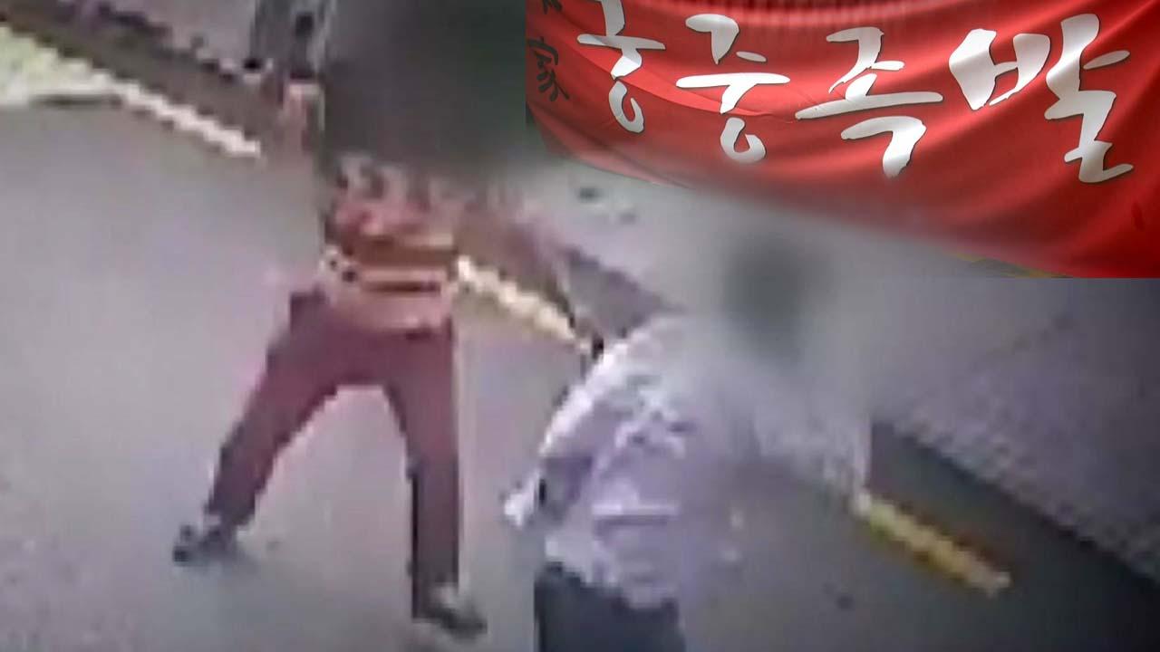 건물주에 둔기 휘두른 '궁중족발' 사장 실형...살인미수는 무죄
