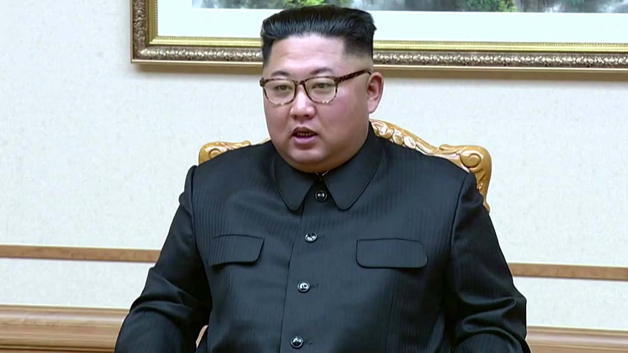 """""""김정은, 트럼프 첫 임기 내 비핵화 목표"""""""