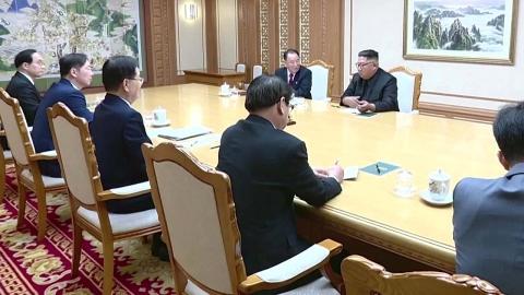 """북 종전선언 조건 완화...""""주한미군과 무관"""""""