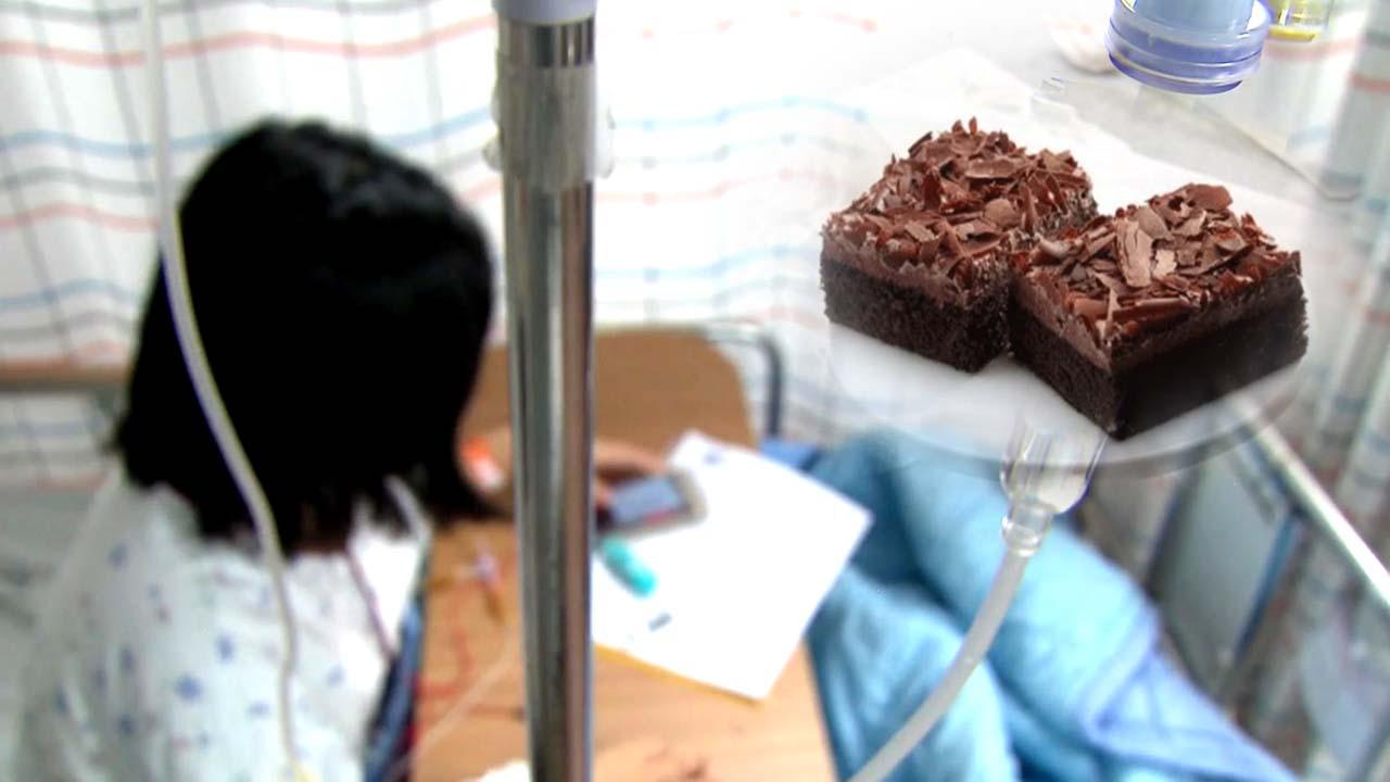 급식 케이크 먹고 식중독 증세 학생·교직원 속출