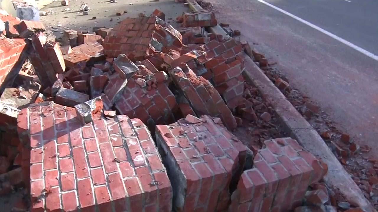 日 태풍 이어 강진...8명 사망·33명 실종