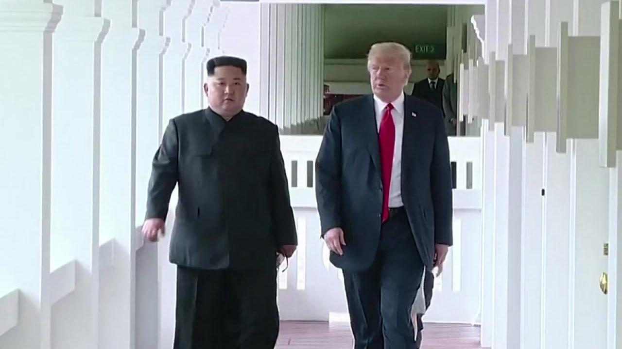 """외신, 남북 정상회담 주목...""""김정은 비핵화 의지 확인"""""""