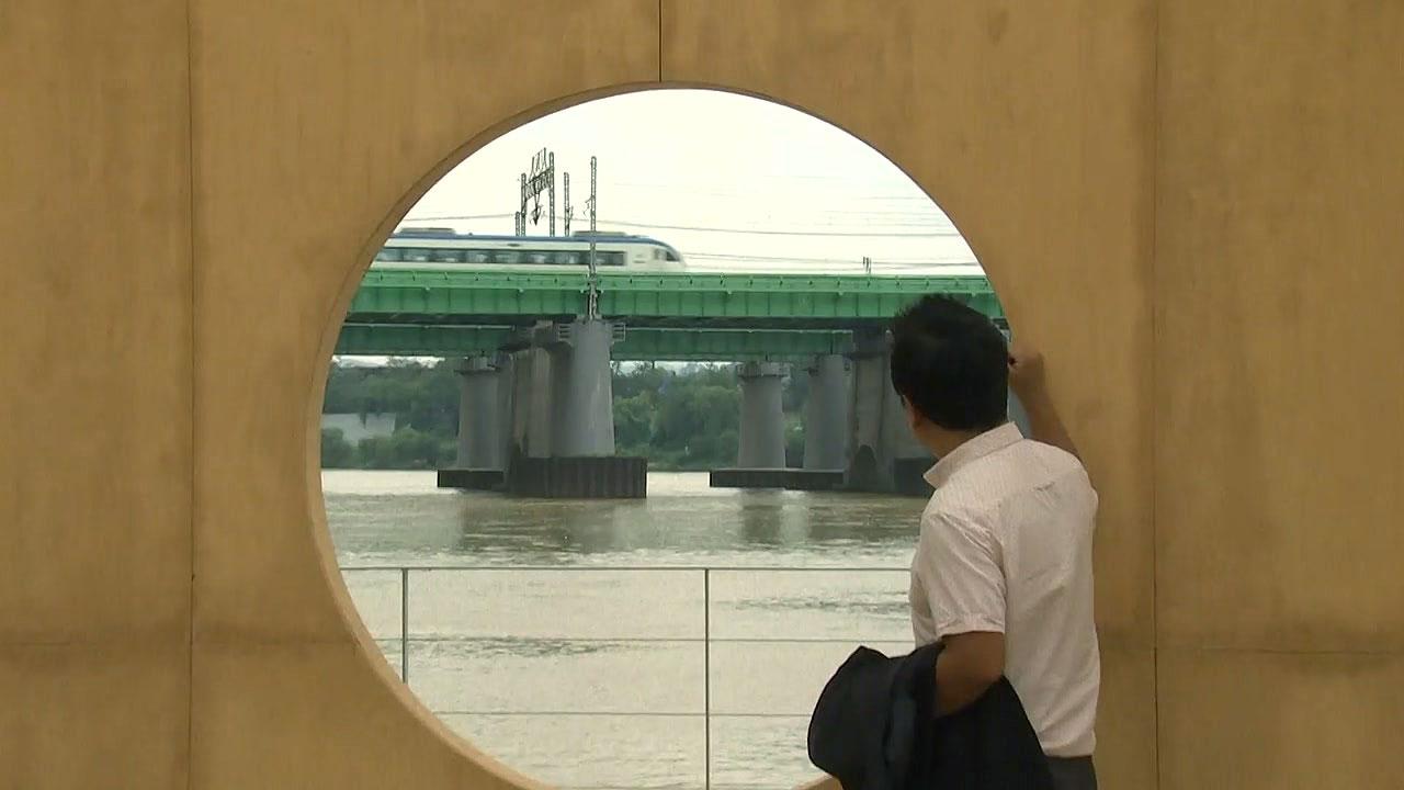 한강을 따라 흐르는 쉼터 '한강예술공원'