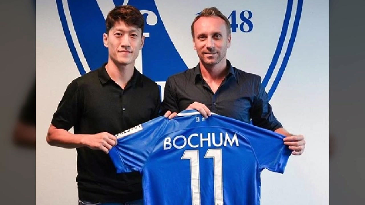 이청용, 독일 2부리그 보훔 입단...'코리안 더비' 기대