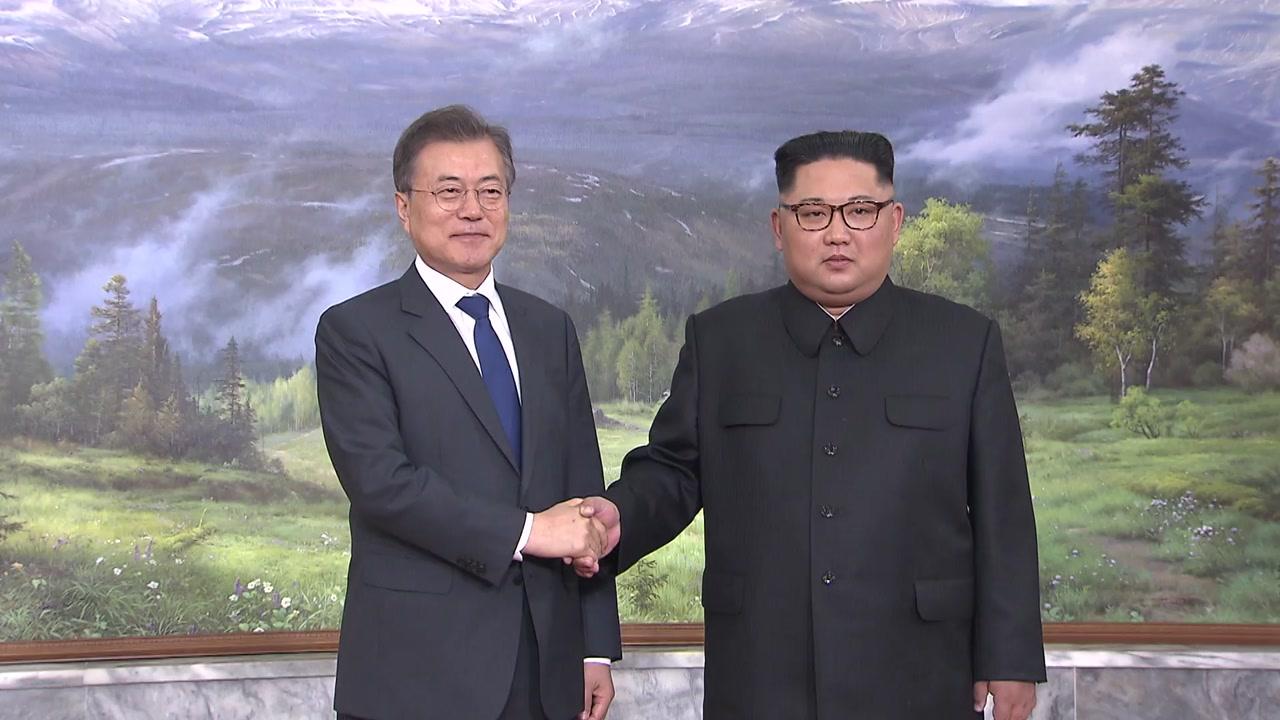 [단독] 문 대통령, 전용기로 평양행...김정은 위원장 제안대로