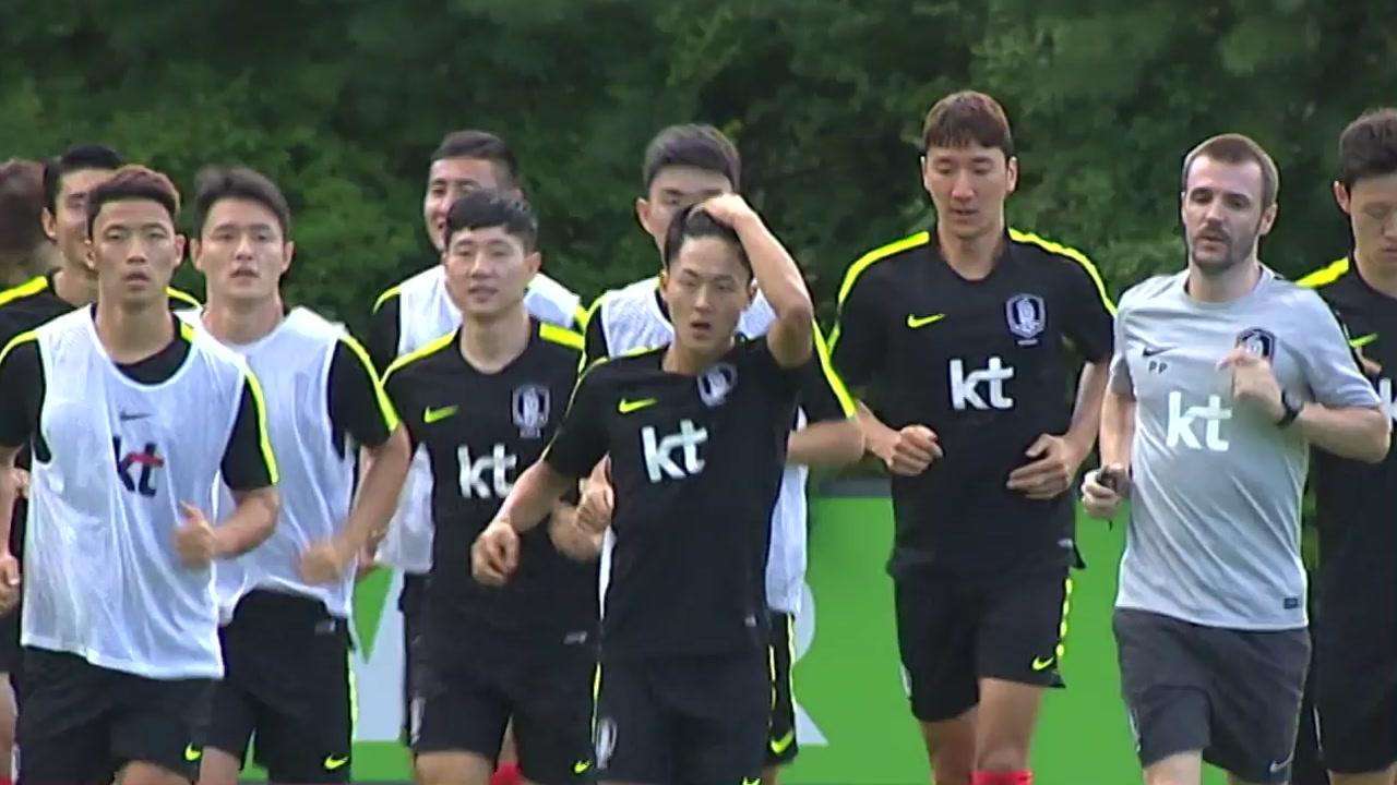 '벤투 체제' 한국 축구 색깔은?...코스타리카전 관전포인트