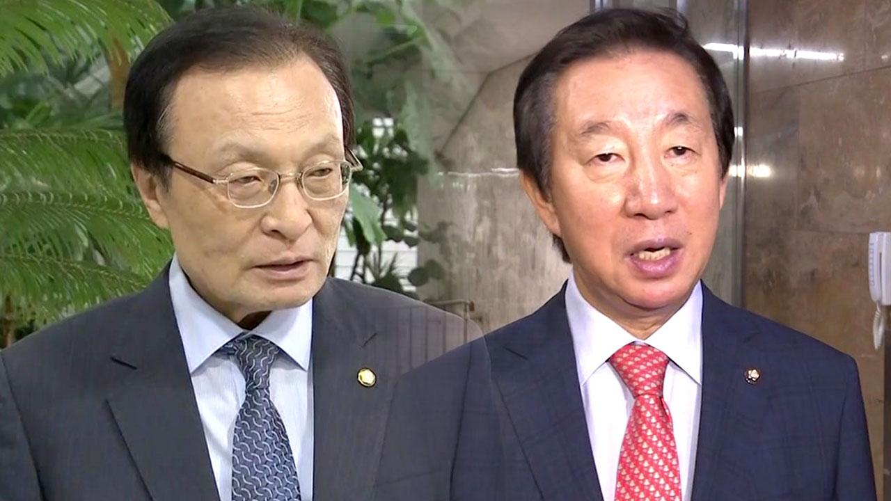 """민주 """"함께 북한 가자""""...한국 '싸늘' 미래 '유보'"""