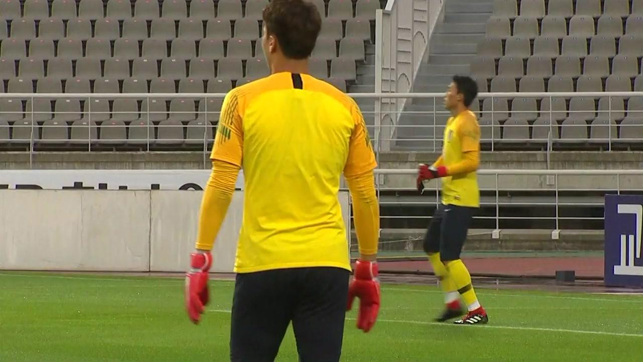 축구대표팀, 잠시 후 코스타리카전...주장에 손흥민