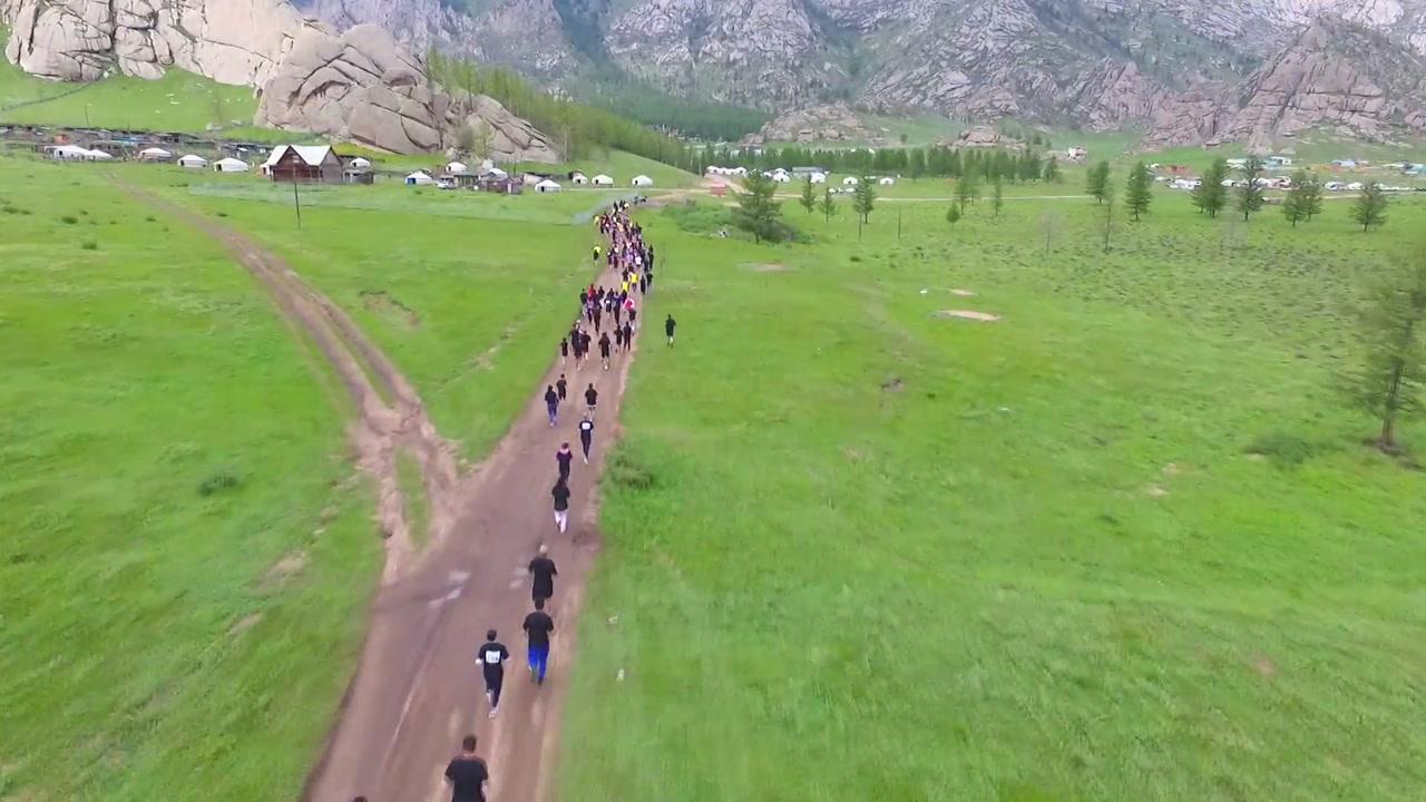 몽골 초원 달리며 한반도 평화 기원