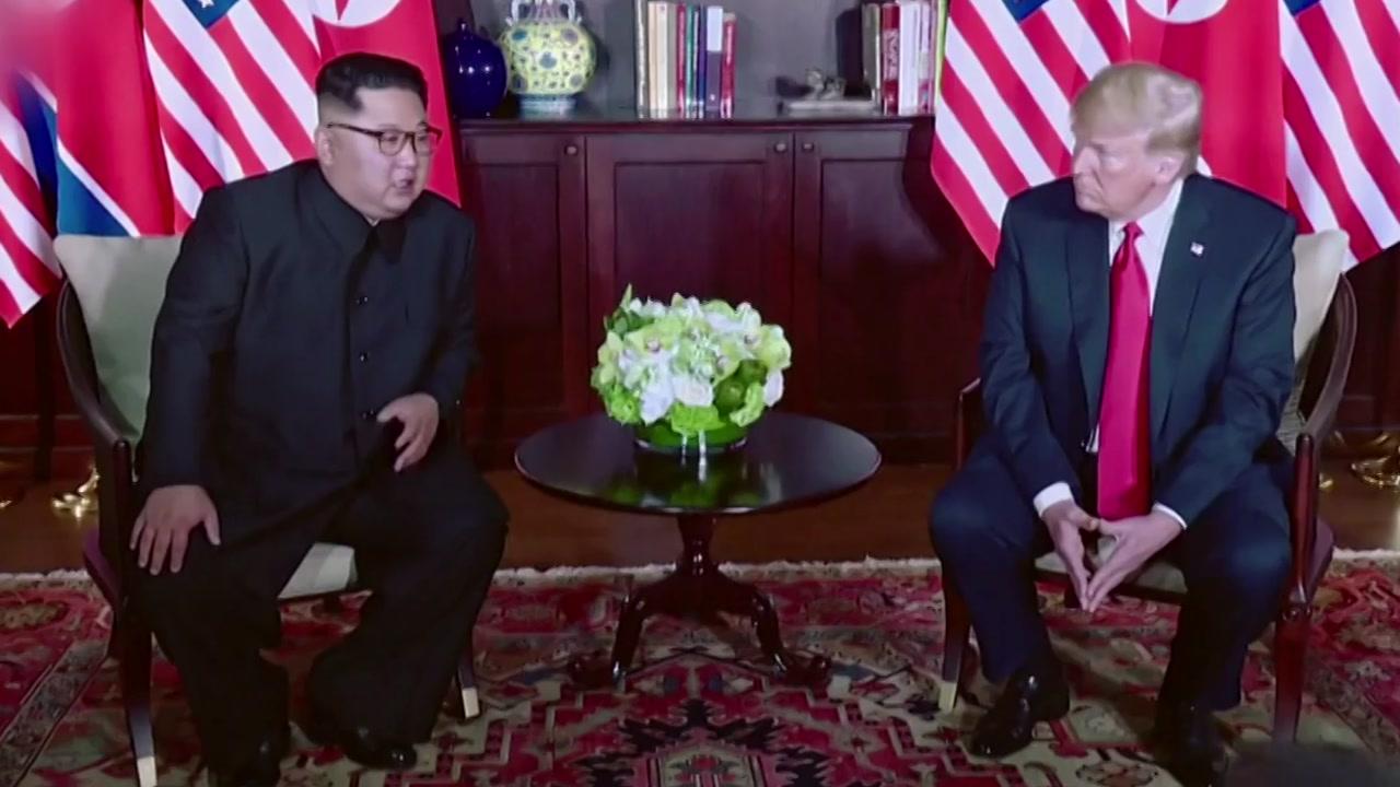 온기 감도는 북미...비핵화 협상 동력 붙나