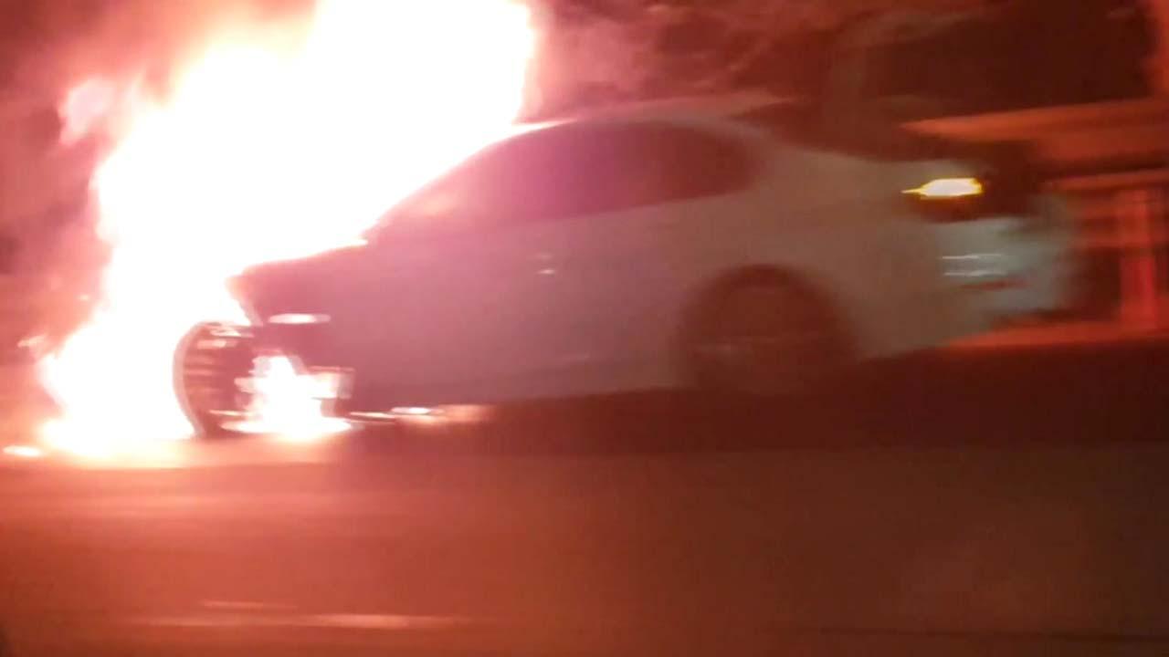 안전진단 받은 BMW 차량서 화재...벌써 4번째