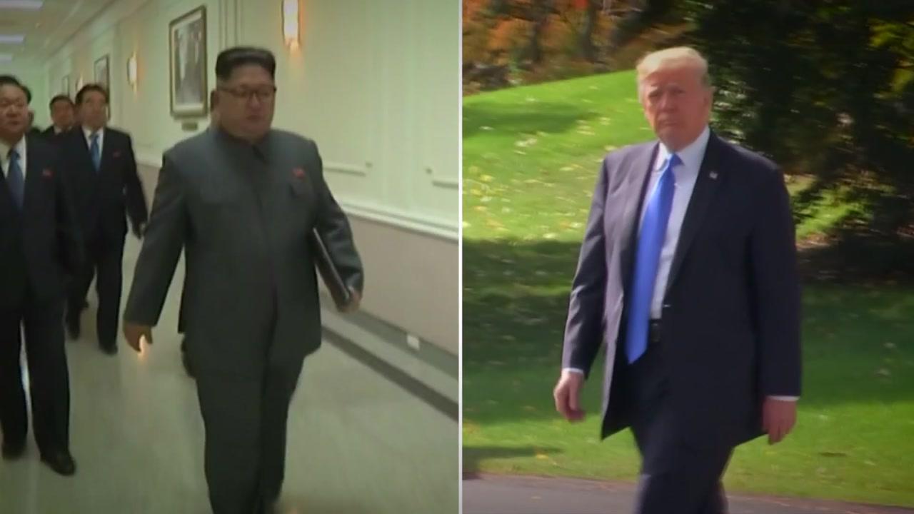 종전선언-핵목록 동시교환...'반걸음' 외교
