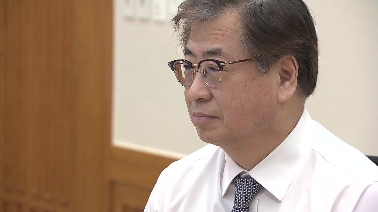 서훈 국정원장, 오늘 日 특사로 방북 성과 설명