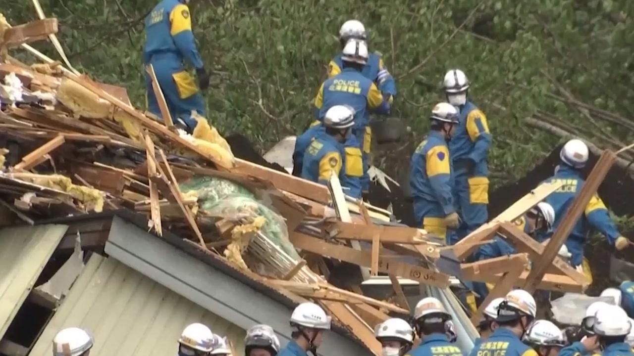 日 홋카이도 강진 사망자 37명으로 증가