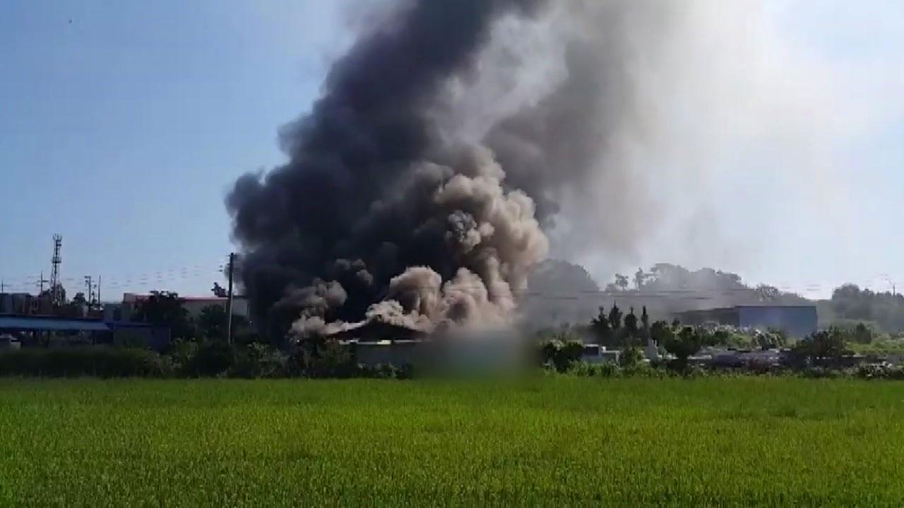 휴일 곳곳 화재사고...1명 사망
