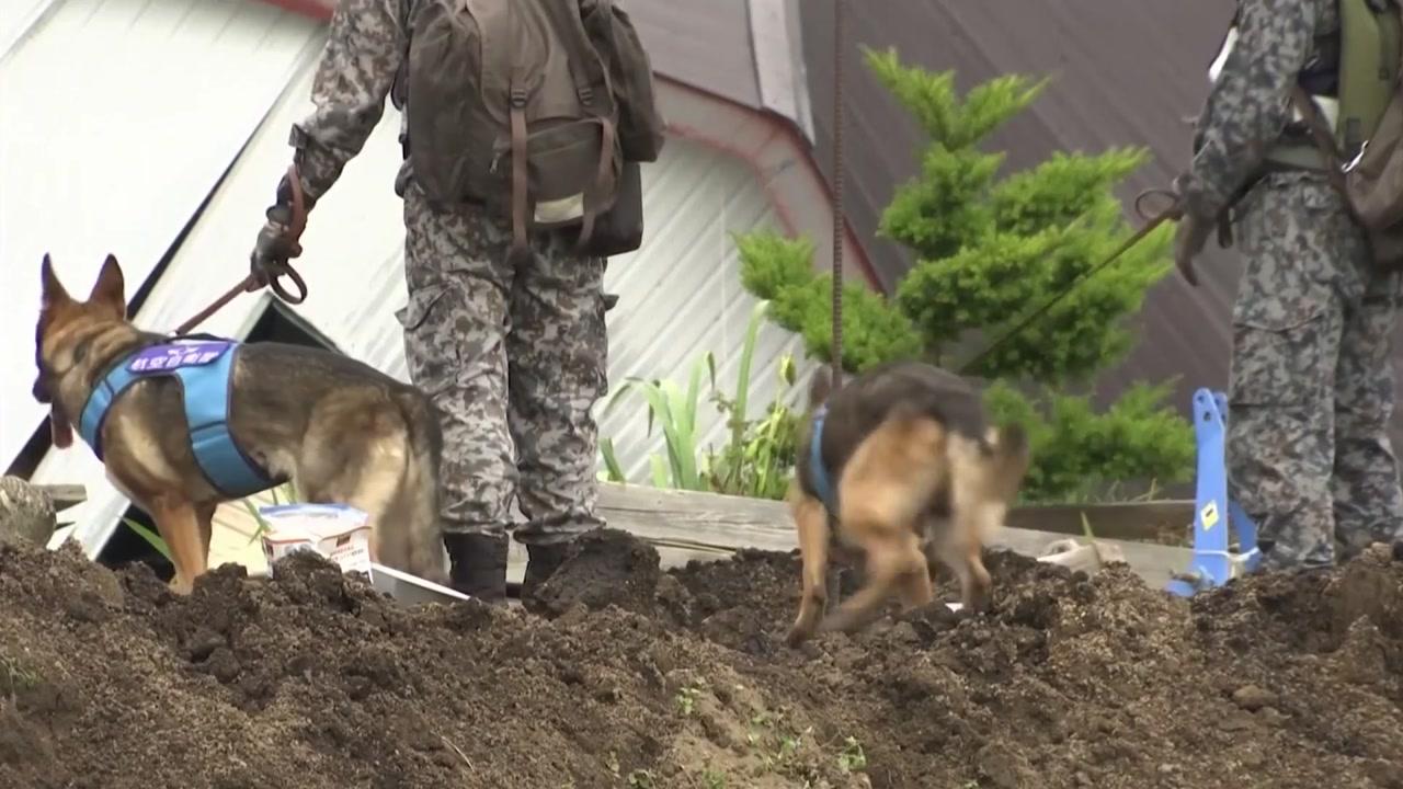日 홋카이도 강진 사망자 42명으로 증가