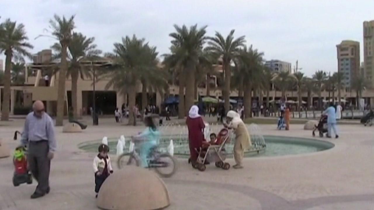 쿠웨이트에서 우리 국민 1명 메르스 증세 입원