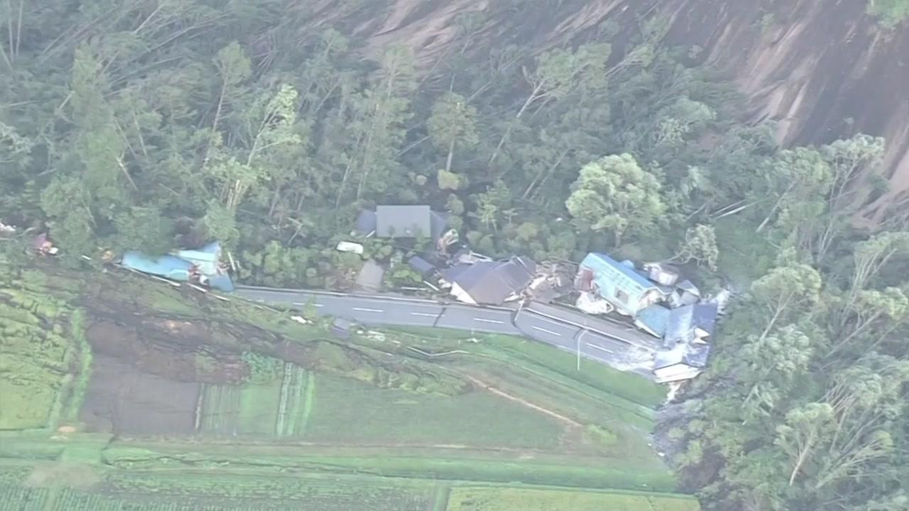日 홋카이도 강진 사망자 44명으로 늘어