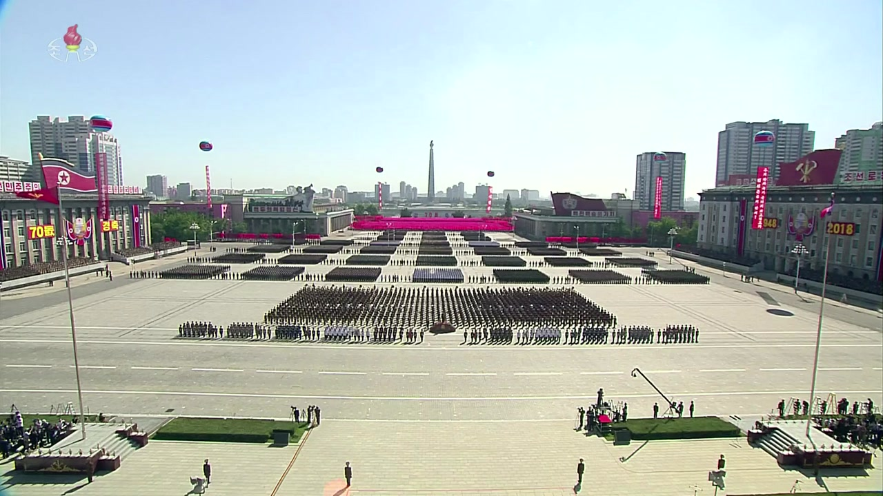 반미구호 대신 경제건설...달라진 북한?
