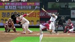몰아치기 나선 박병호·김재환...뜨거운 홈런왕 경쟁