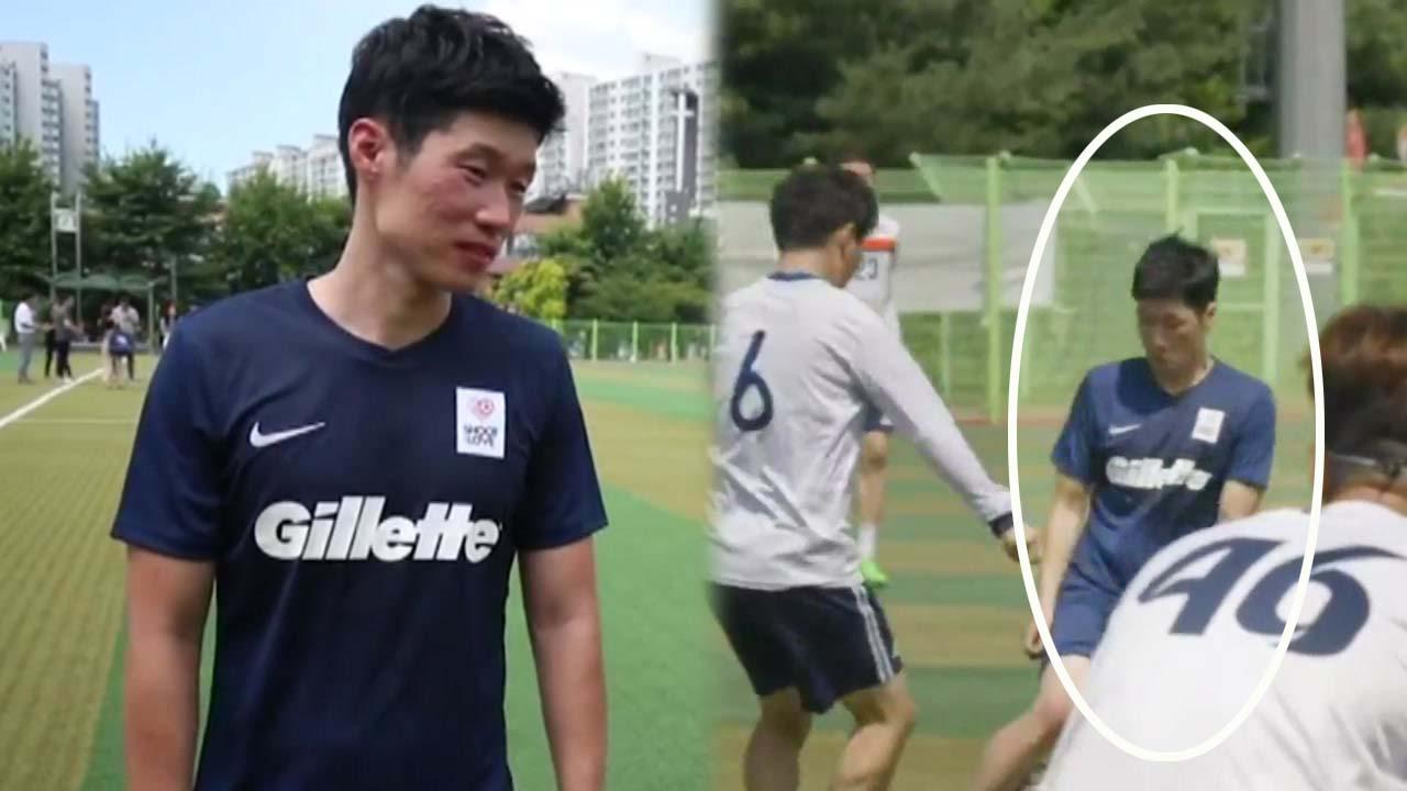 '캡틴' 박지성이 조기축구회에서 뛴 이유