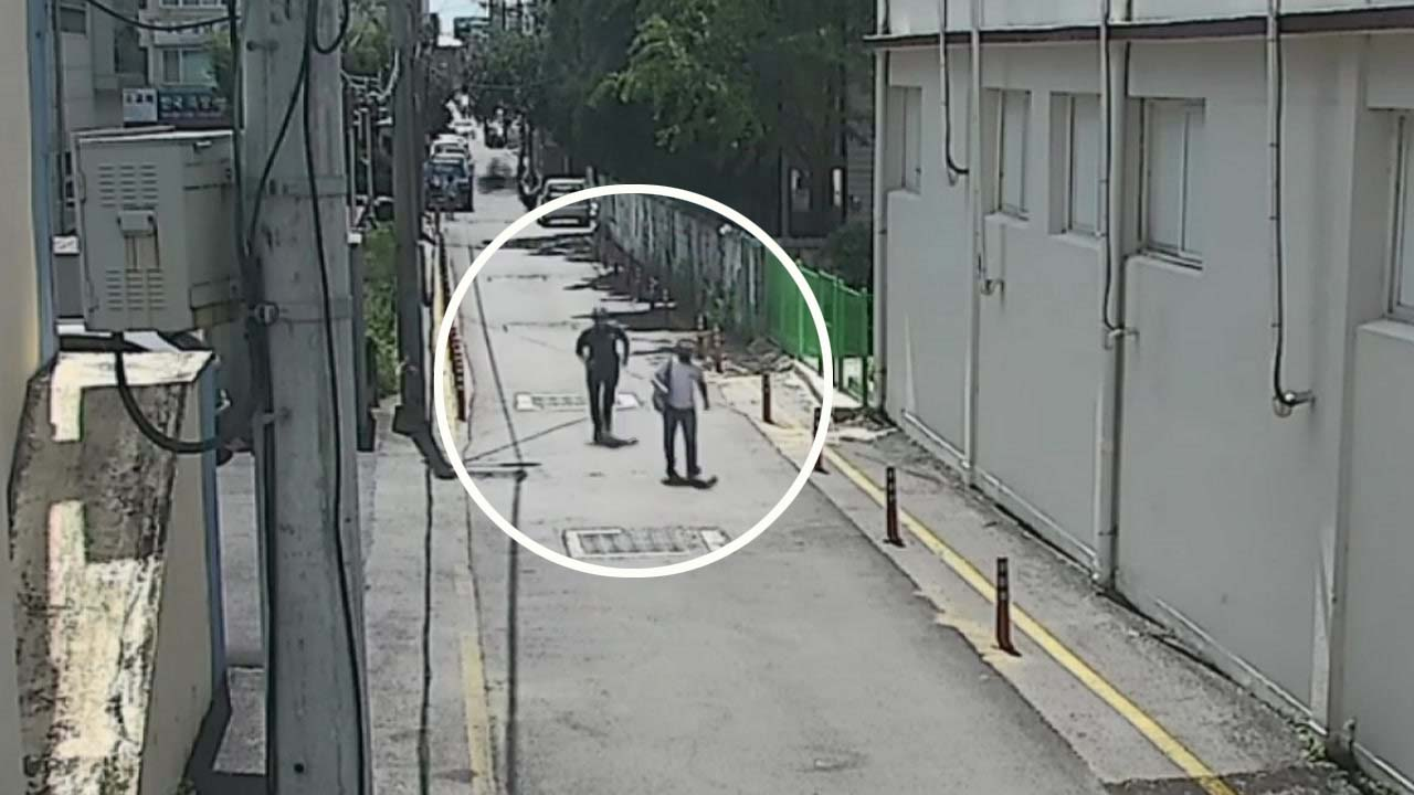 [좋은뉴스] 금은방 침입한 절도범...시민 도움으로 검거