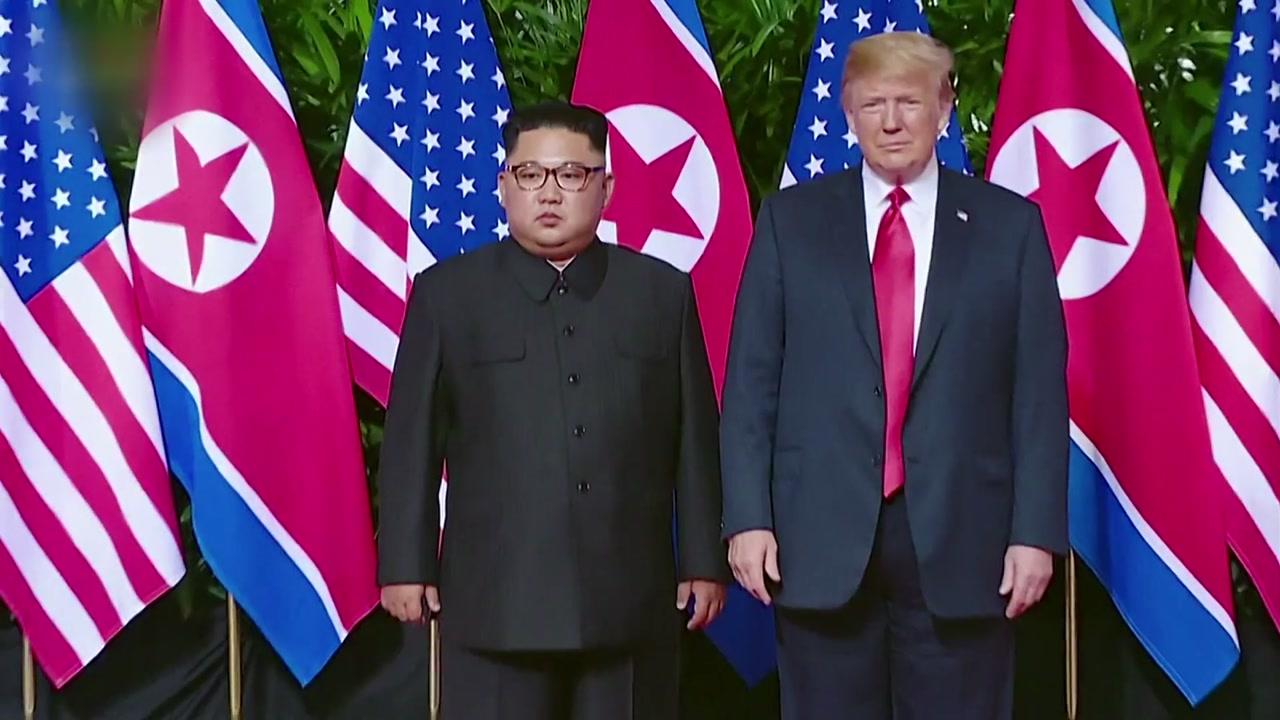 """[취재N팩트] 백악관 """"김정은, 2차 정상회담 요청""""...北 뒤에서는 핵활동?"""