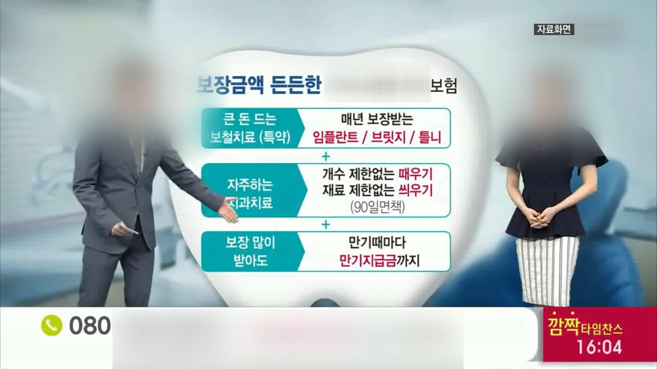 TV홈쇼핑 '속사포·깨알글씨' 보험광고, 이제 바뀐다