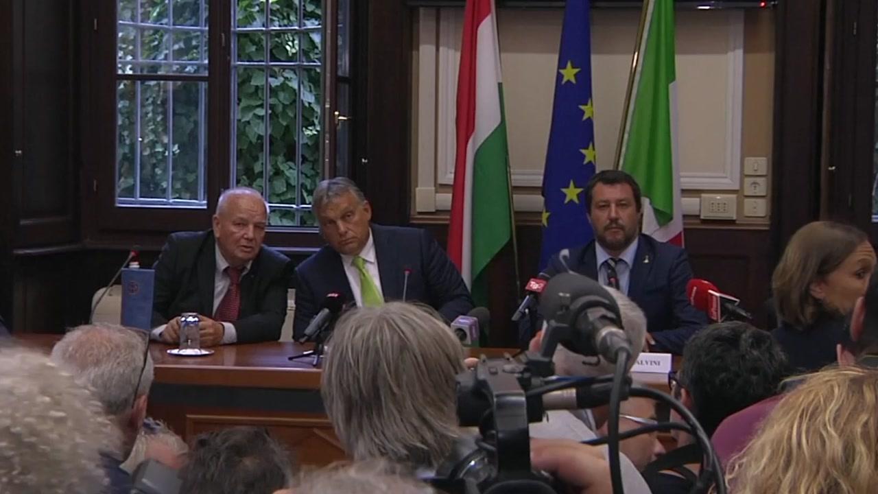 """'반이민' 헝가리, EU와 정면충돌...""""협박에 굴하지 않는다"""""""