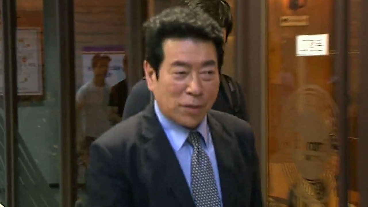 혜은이 남편 배우 김동현, 사기 혐의로 법정구속...1심 징역 10개월
