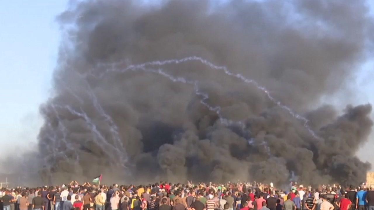가자지구 팔레스타인 3명, 이스라엘군에 피살